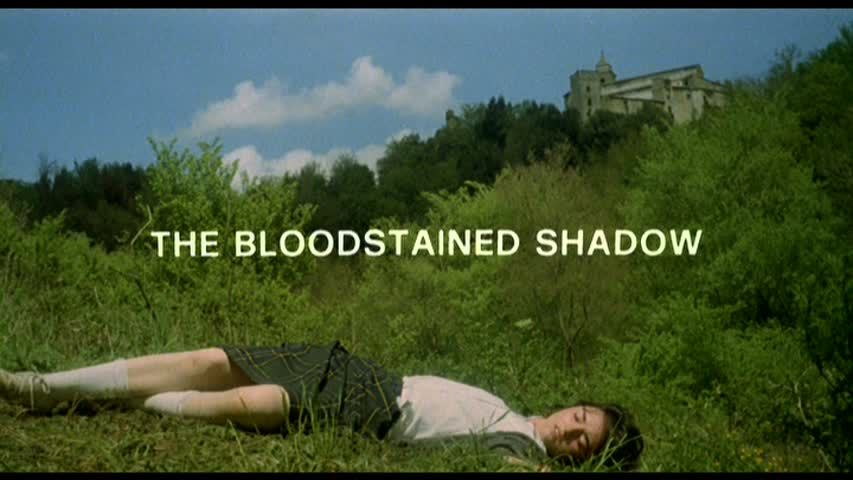 the bloodstained shadow 1978