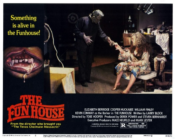 the funhouse 31 days of horror