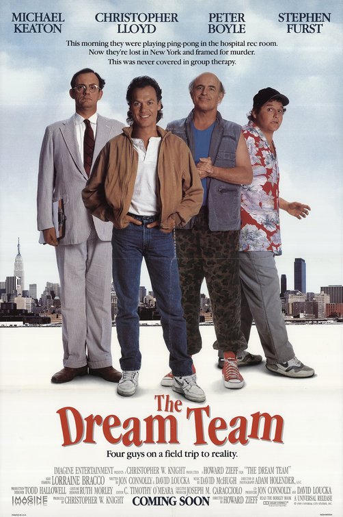 the dream team 1989