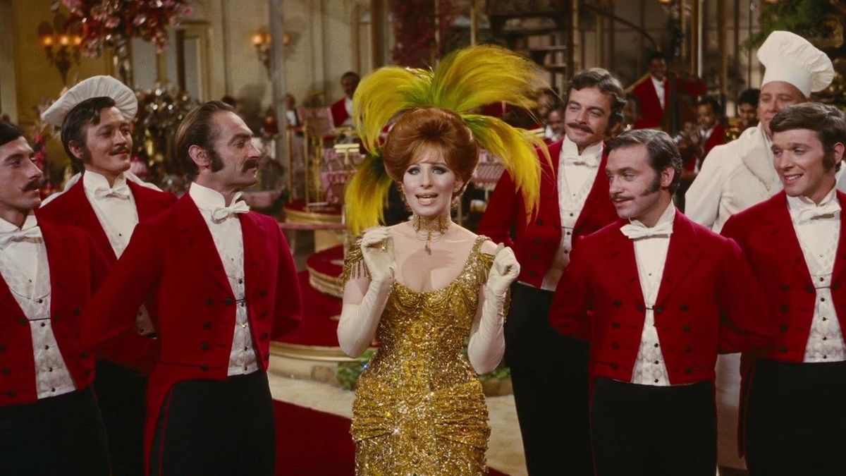 2019 tcm film festival hello dolly!