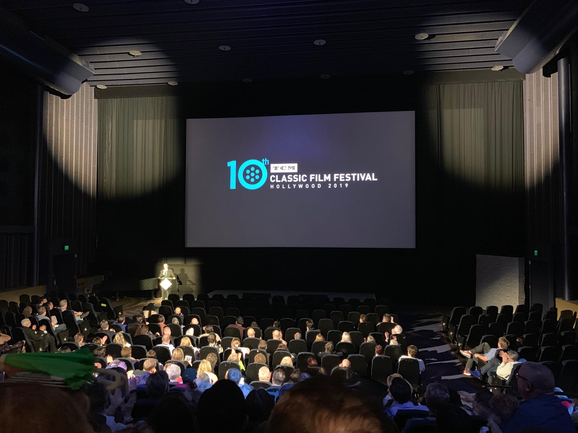 2019 TCM Film Festival Recap