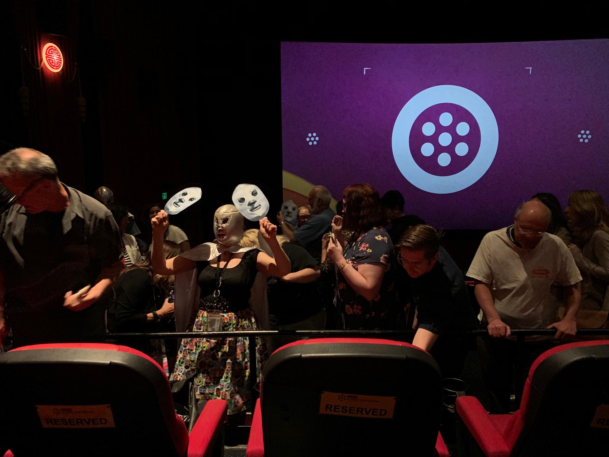 santo 2019 TCM Film Festival