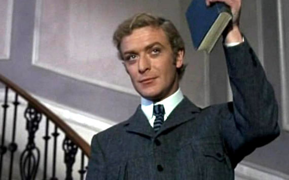 the wrong box michael caine