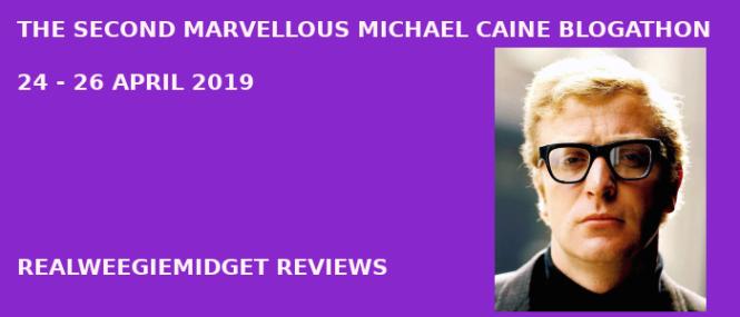 michael caine blogathon