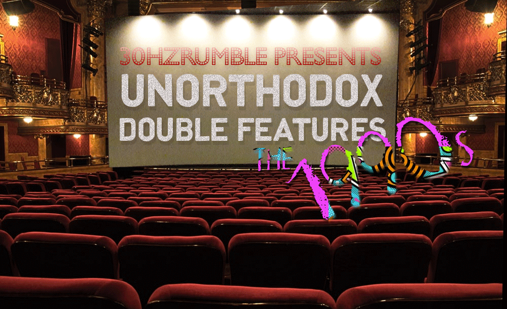 Double Feature Theater: Mismatched 1990s Vol. III