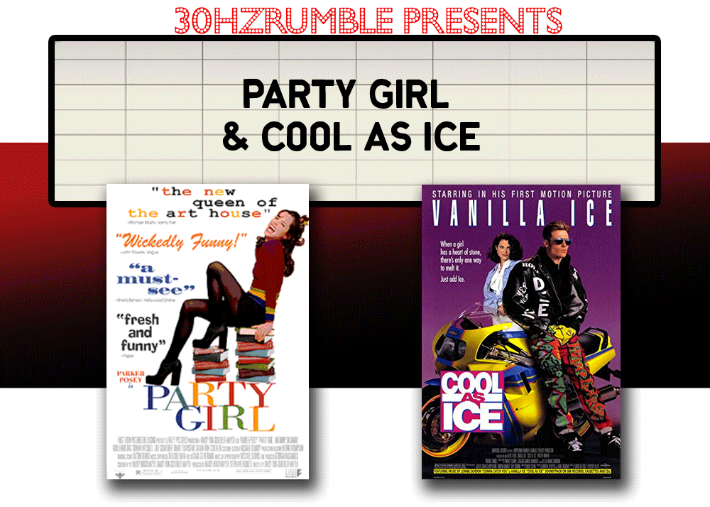 double feature party girl cool as ice