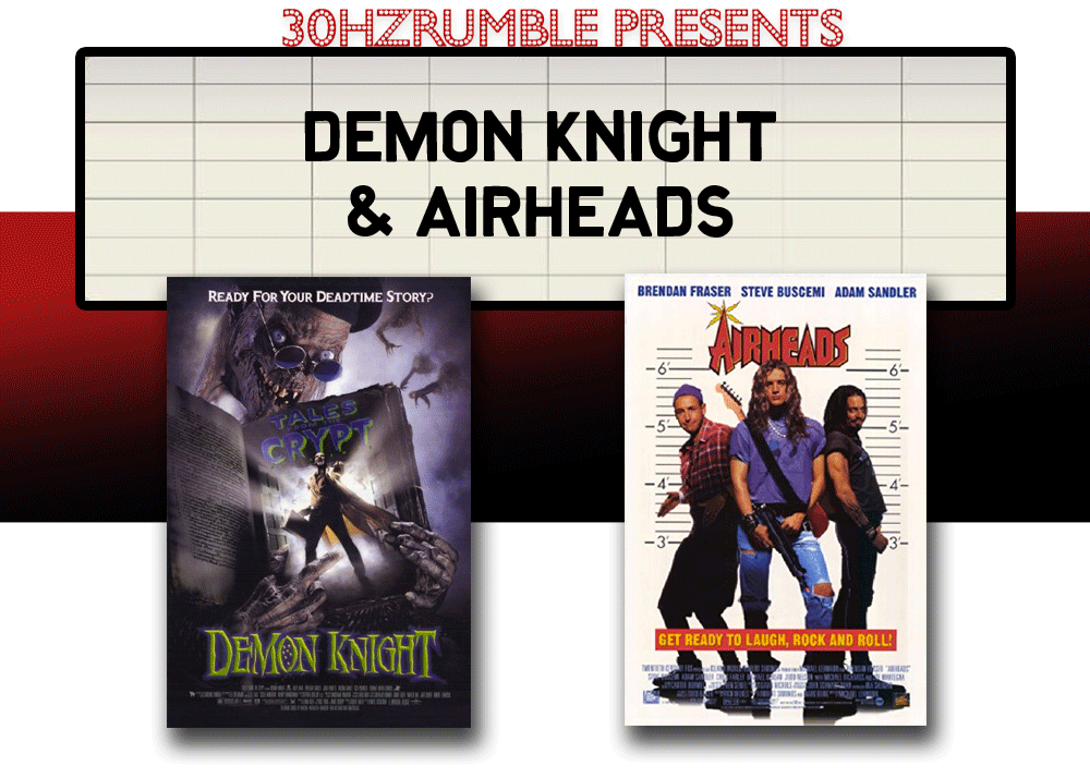 demon knight airheads double feature