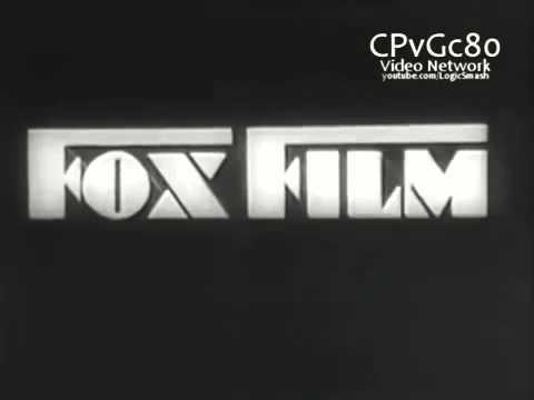 Pre 20th century fox