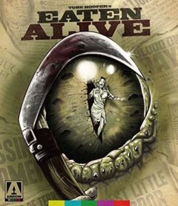 eaten alive arrow blu-ray