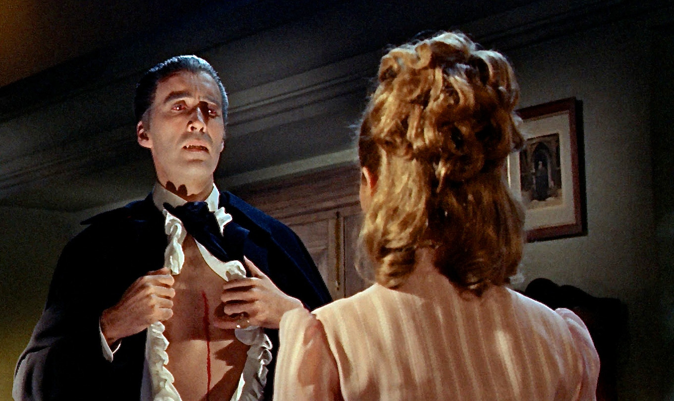 dracula prince of darkness (1966)