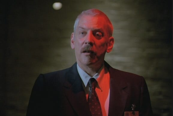 Donald Sutherland Lock Up